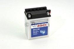 Аккумулятор мото Bosch moba 12V A504 FP (M4F360)