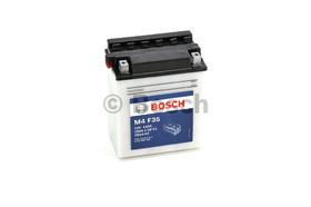 Аккумулятор мото Bosch moba 12V A504 FP (M4F350)