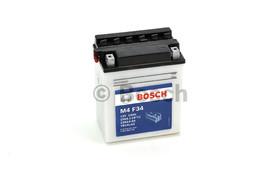 Аккумулятор мото Bosch moba 12V A504 FP (M4F340)