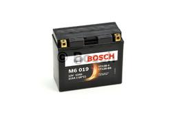Аккумулятор мото Bosch moba 12V A504 AGM (M60190)