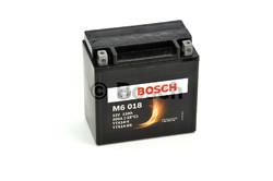 Аккумулятор мото Bosch moba 12V A504 AGM (M60180)