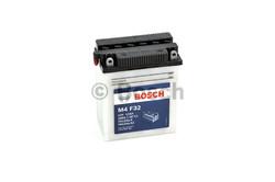 Аккумулятор мото Bosch moba 12V A504 FP (M4F320)