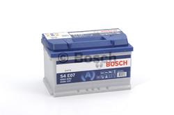 EFB Аккумулятор автомобильный Bosch S4 e07 65 а/ч 0092S4E070