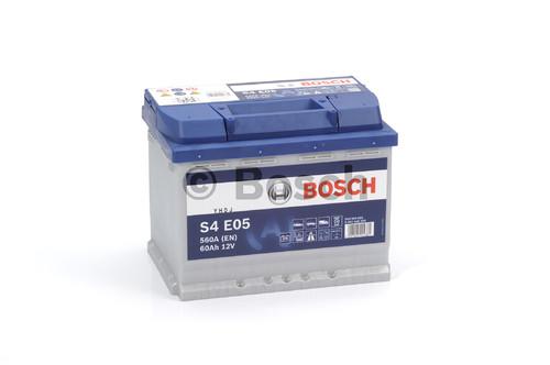 BOSCH S4 (S4E 050) 60 А/ч 560 А