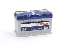 Аккумулятор bosch S4 011 80 а/ч 0092S40110