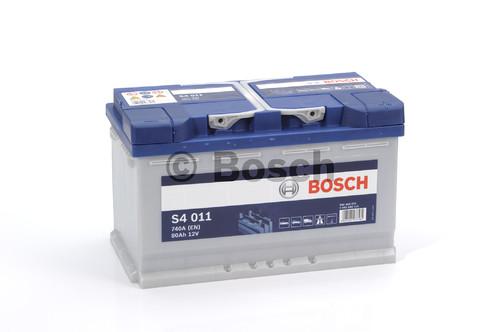 BOSCH S4 (S40 110) 80 А/ч 740 А