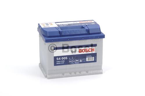 BOSCH S4 005 60 А/ч 540 А
