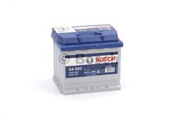 Аккумулятор bosch S4 002 52 а/ч 0092S40020
