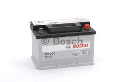 Аккумулятор автомобильный Bosch S3 008 70 а/ч 0092S30080
