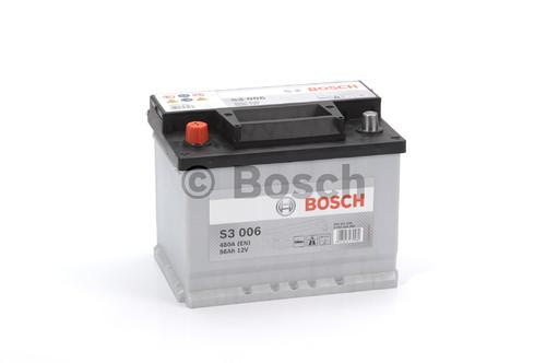 BOSCH S3 (S30 060) 56 А/ч 480 А