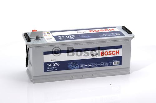 BOSCH T4 (T40 760)  140А/ч  800А