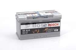 BOSCH S5 AGM (S5A 130)  95А/ч  850А START-STOP