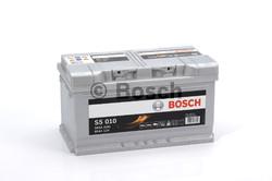 BOSCH S5 Silver Plus (S50 100)  85А/ч  800А