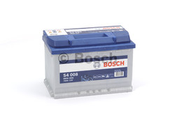 BOSCH S4 Silver (S40 080)  74А/ч  680А