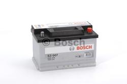 Аккумулятор автомобильный Bosch S3 007 70 а/ч 0092S30070