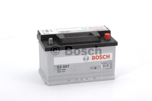 BOSCH S3 (S30 070)  70А/ч  640А