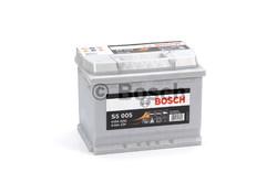 Аккумулятор автомобильный Bosch S5 005 63 а/ч 0092S50050