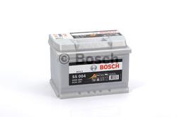 BOSCH S5 Silver Plus (S50 040)  61А/ч  600А
