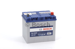 BOSCH S4 Silver S4 024  60А/ч  540А