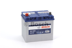 BOSCH S4 Silver (S40 250)  60А/ч  540А