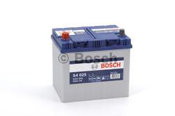 Аккумулятор автомобильный Bosch S4 025 60 а/ч 0092s40250