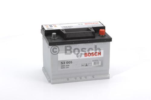 BOSCH S3 (S30 050)  56А/ч  480А