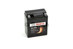 Аккумулятор мото Bosch moba 12V A504 AGM (M60060)