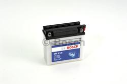 Аккумулятор мото Bosch moba 12V A504 FP (M4F190)