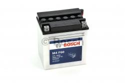 Аккумулятор мото Bosch moba 12V A504 FP (M4F600)