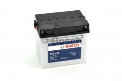 Аккумулятор мото Bosch moba 12V A504 FP (M4F520)