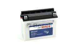 Аккумулятор мото Bosch moba 12V A504 FP (M4F470)