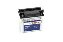Аккумулятор мото Bosch moba 12V A504 FP (M4F430)