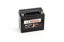 Аккумулятор мото Bosch moba 12V A504 AGM (M60240)
