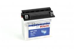 Аккумулятор мото Bosch moba 12V A504 FP (M4F420)