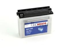 Аккумулятор мото Bosch moba 12V A504 FP (M4F400)