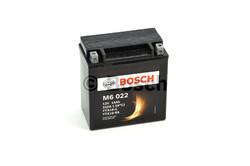 Аккумулятор мото Bosch moba 12V A504 AGM (M60220)