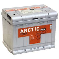 Аккумулятор TITAN ARCTIC 62ah, 6СТ-62.1 VL