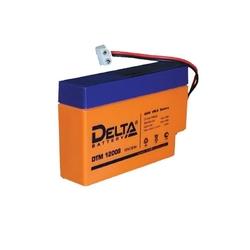 Аккумулятор Delta DTM 12008 (12V / 0.8Ah)