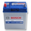 BOSCH S4 Silver (S40 190) 40А/ч 330А