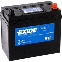 Аккумулятор автомобильный Exide EB454 45 А/ч 300А