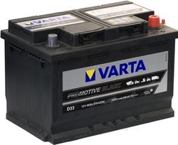VARTA Promotive Black -66Ач (D33)  66А/ч  510А