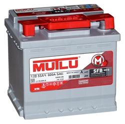 Аккумулятор Mutlu 55 а/ч, L1.55.054.A в СПб