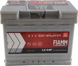 Аккумулятор автомобильный Fiamm TITANIUM PRO L264P