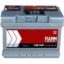 Аккумулятор автомобильный Fiamm L2B54P