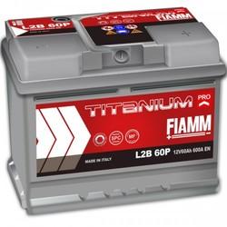 Аккумулятор FIAMM TITANIUM PRO L2B60P
