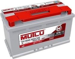 Аккумулятор Mutlu 85 а/ч, SMF 58515