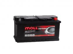 Аккумулятор автомобильный MOLL AGM 105Ah 950A