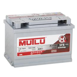 Аккумулятор Mutlu 75 а/ч, L3.75.072.B
