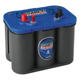 Аккумулятор автомобильный OPTIMA Blue Top 8006-252 50 А/ч 815 А BT SLI 4.2