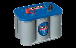 Аккумулятор автомобильный OPTIMA Blue Top 8016-253 55 А/ч 765 А BT DC 4.2